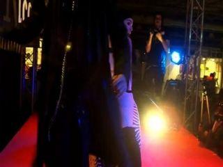 Show Bdsm En El F.e.d.a 2013 Filth Y Chiara Diletto