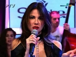 Juliana Salimeni Desfile De Lingerie Super Pop