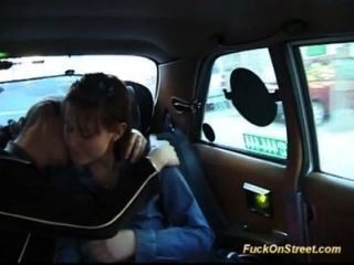 Amateur Fuck On Backseat