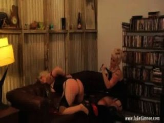 Ivy Spanking Caning Sample