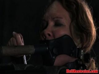 Bounded Bdsm Sub Paddled And Caned