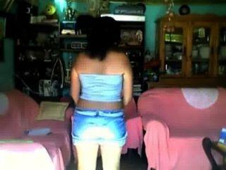 Corneador cogiendose a mi esposa video muy corto
