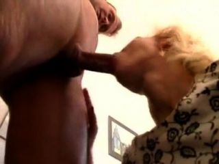 Milf Smokes Cigarette And Takes Facial
