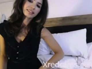 Latin Milf From Xredcams.com - Rubs Clit On Cam