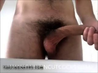 Hot Boy Uncut Cock