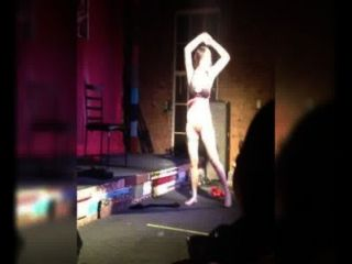 Burlesque Dance 1