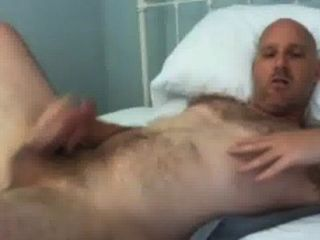 Baldy grandpa has fetish about young toes 6