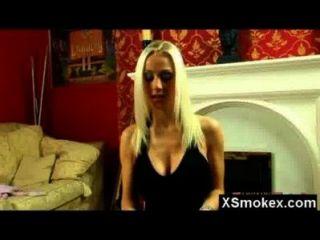 grampa smoking