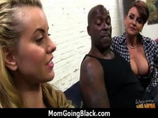 White Ass Milf Interracial Fantasy 17