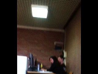 Phat Ass Teacher Elisabeht Shik She Wears A Thong In Class