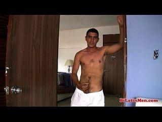 Naked Men Jerking Off