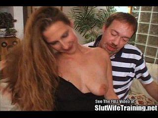 Brandi Milfy Tits Get Slut Trained