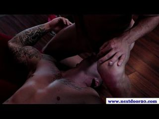 Jock Gets His Thick Muscle Sucked In High Def