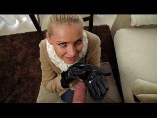 Gloves&blow Job