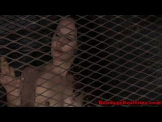Caged Subs Teased By Dom Masters