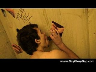 Gay Hardcore Gloryhole Sex Porn And Nasty Gay Handjobs 05
