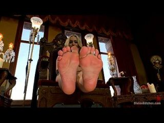 Aiden Starr Foot Worship Pov 1