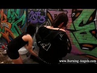 Back Alley Emo Lesbians