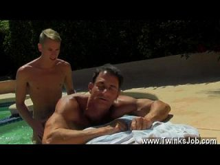 Twinks Xxx With The Boys Cum Running In Rivulets Down His Tanned