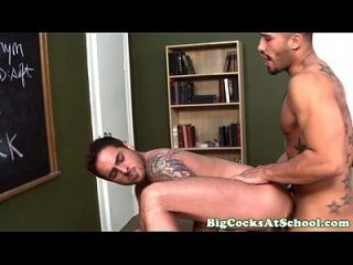 Bigcock Teen Gets Assful Of Hard Cock