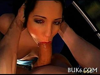 Oral Stimulation With Pissing Shower