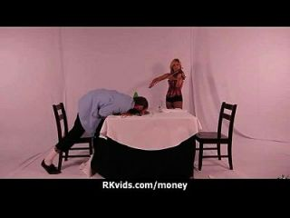 Sexy Wild Chick Gets Paid To Fuck 30