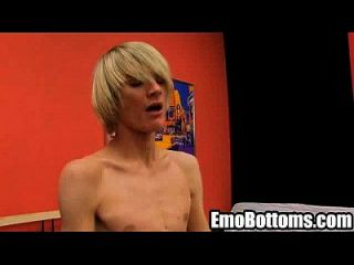 Emo Twink Preston Andrews Getting Fucked Hard Anally