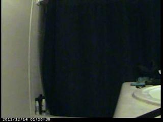 Caught Taking Shower 02
