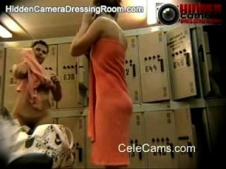 Real Voyeur Video From Locker Room