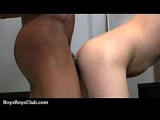 Muscled Black Gay Boys Humiliate White Twinks Hardcore 05