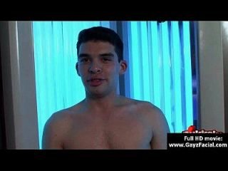 Bukkake Gay Boys - Nasty Bareback Facial Cumshot Parties 05