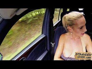 Desperate Blonde Teen Gets Fucked Jessie Sinclair 1 2