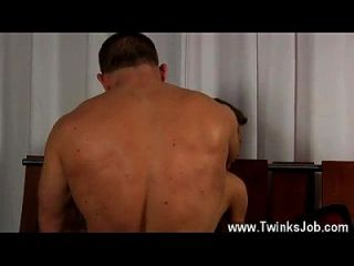 Naked Men Cute Lad Tripp Has The Kind Of Taut Youthfull Bootie