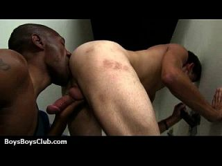 Blacks On Boys - Interracial Hardcore Gay Movie 06