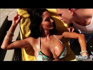 Sexy Milf Ava Addams Gets Assfucked Hardcore By Bills Massive Cock