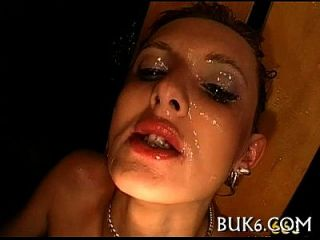 Oral Sex With Pissing Shower