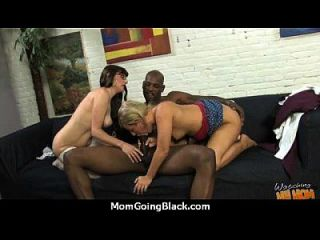 Huge Black Cock Destroys Amateur Housewife 30