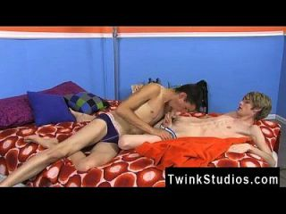 Gay Video Adam Scott And Preston Andrews Have An Erotic Forbidden