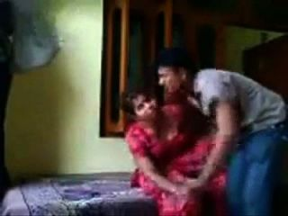 Haryanvi Village Bhabhi Sapna In Salwar Suit Fuck By Devar Manoj