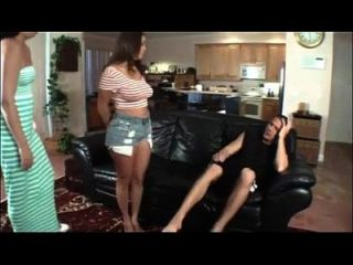 Lazy Step Brother And His Step Sister More At Stepcams.com