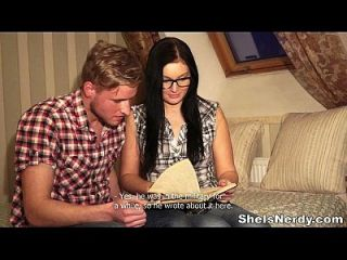 She Is Nerdy - Sex Redtube Worth Tube8 A Xvideos Poem Shaved-pussy Teen Porn
