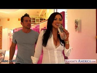 Superb Brunette Wife Audrey Bitoni Fucking