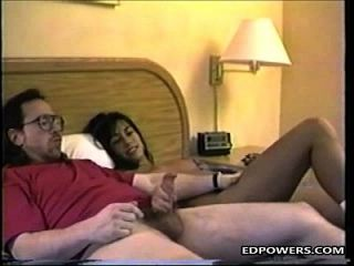 Shy Teen Girl Getting Doggie Style With Ed Powers