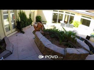 Hd Povd - Teen Rahyndee James Is Being Watched While Sunbathing