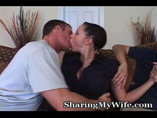 Gianna Banged By Hubby And Friend
