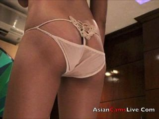 asiancamslive.com Asian Filipina Webcam Strippers Shows Pussy In Hotel Chat