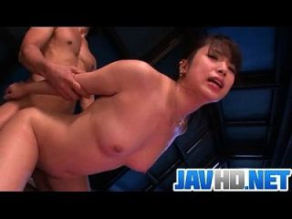 Sexy Japanese Milf Gets Serious Fucked In Hardcore