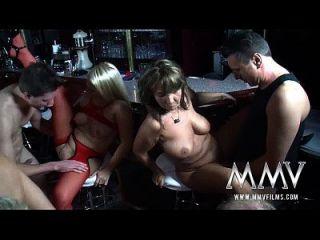 Mmv Films Amateur Swinger Party At The Pub