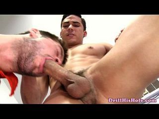 Topher Di Maggio Sucking Cock
