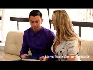 Brandi Love - Mom Teach Son - More On Footjobs-tube.com (free Registration)